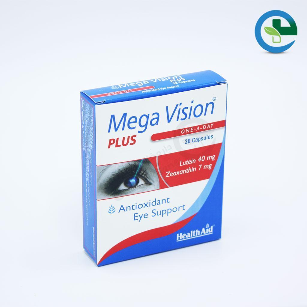 كپسول مگا ویژن پلاس هلث اید