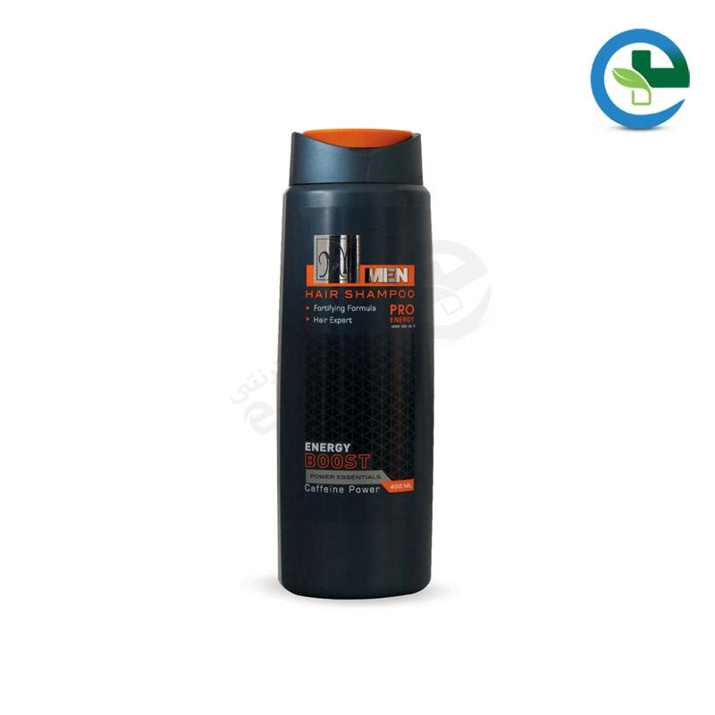شامپو تقویت كننده انرژی بوست مای مخصوص آقایان ۴۰۰ میلی لیتر