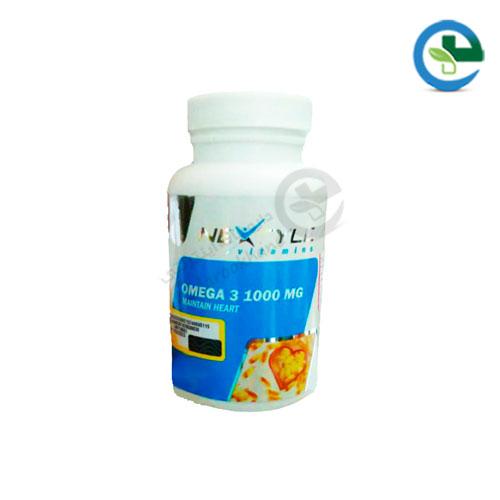 سافت ژل امگا 3 نكستایل ویتامینز