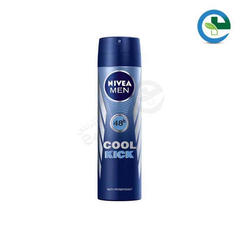اسپری ضد تعریق مردانه مدل Cool Kick Spray -نیوا ۱۵۰میلی