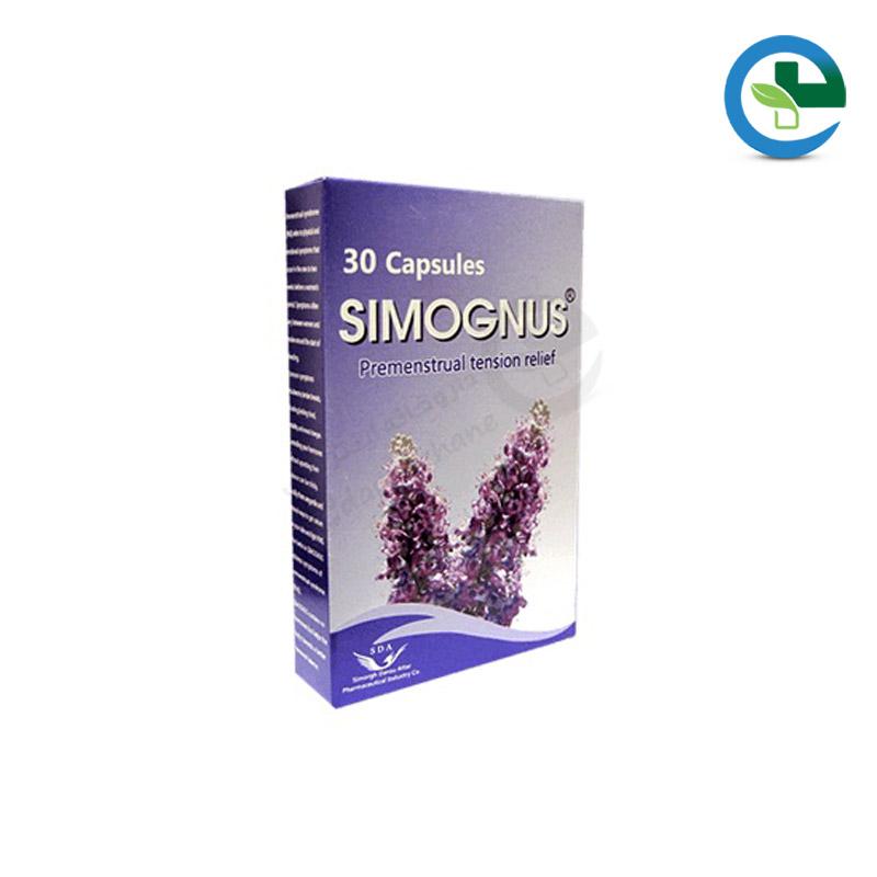 كپسول سیموگنوس 30 عددی سیمرغ